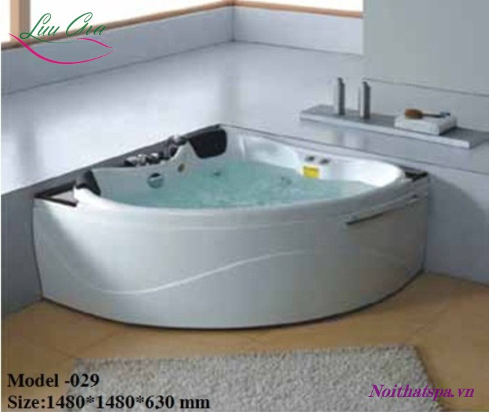 Bồn sục massage - Jacuzzi DS-029