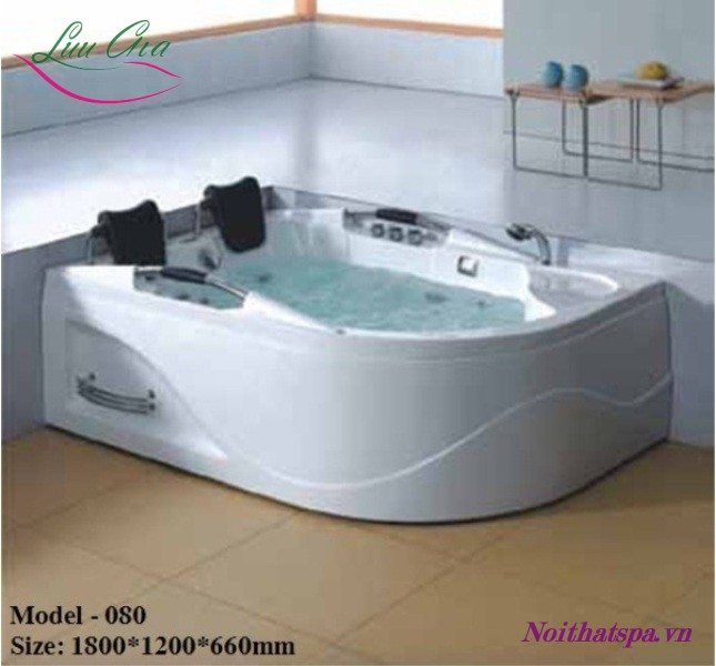 Bồn sục massage - Jacuzzi DS-080