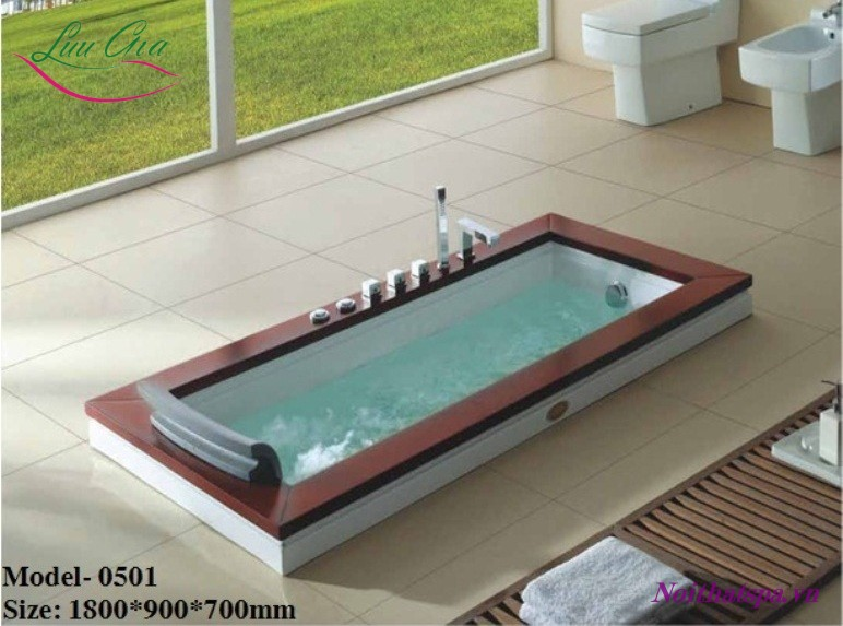 Bồn sục massage - Jacuzzi DS-0501
