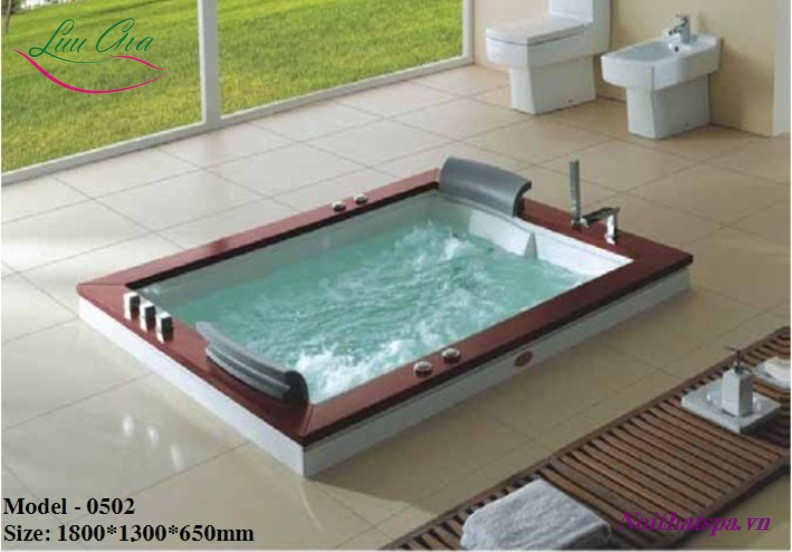 Bồn sục massage - Jacuzzi DS-0502
