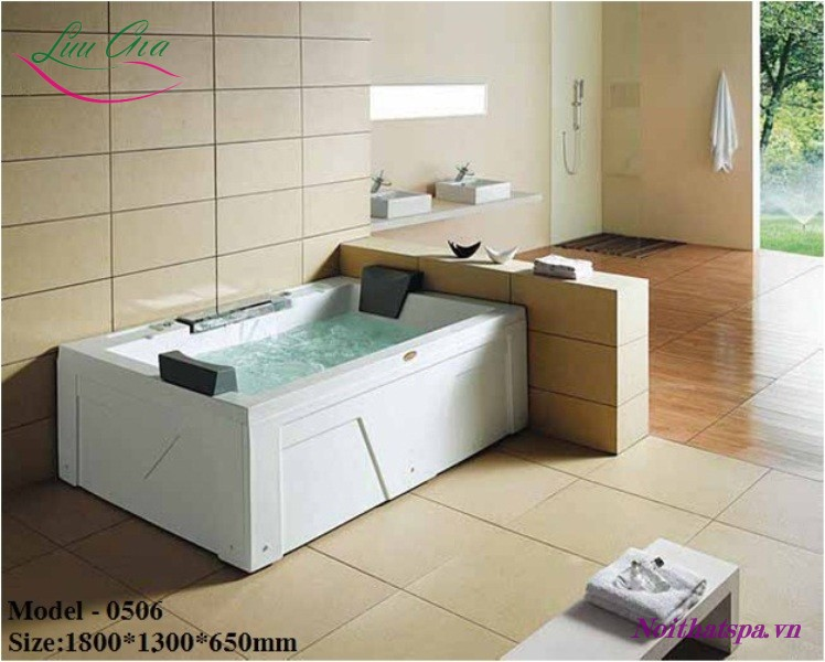 Bồn sục massage - Jacuzzi DS-0506