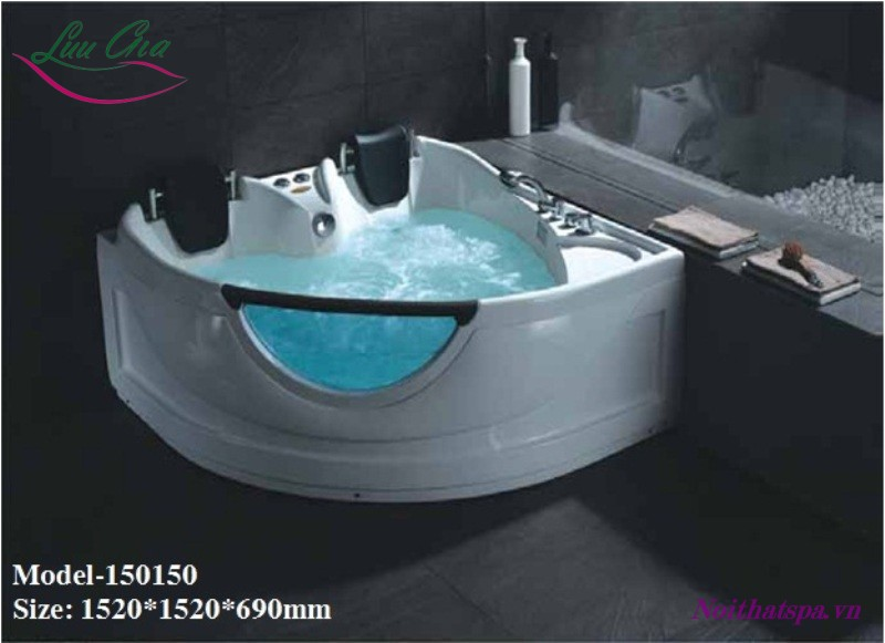 Bồn sục massage - Jacuzzi DS-150150