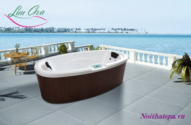 Bồn sục massage - Jacuzzi DS-2001