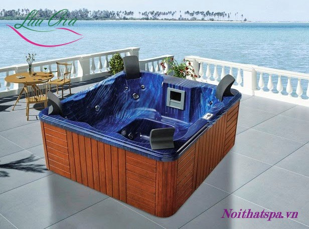 Bồn sục massage - Jacuzzi DS-2002