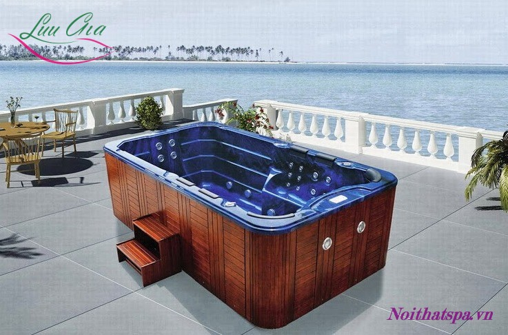 Bồn sục massage - Jacuzzi DS-2003