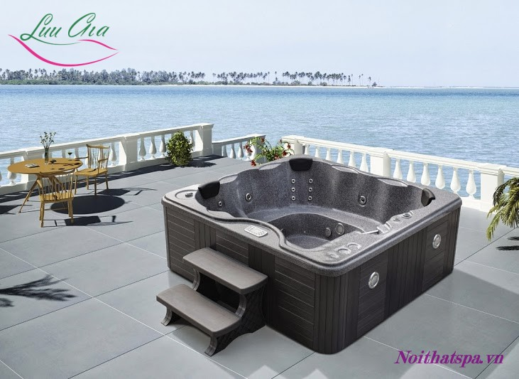 Bồn sục massage - Jacuzzi DS-2006